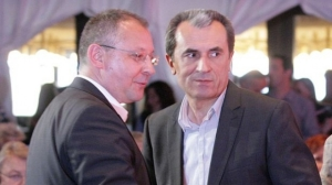 Socialist leader Stanishev and PM Oresharski form unstable government with the support of xenophobic and nationalist Ataka