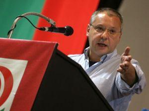 лидерът на Европейските социалисти Сергей Станишев назначи Делян Пеевски за шеф на ДАНС