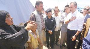 Outgoing UN envoy sees hope for Iraq